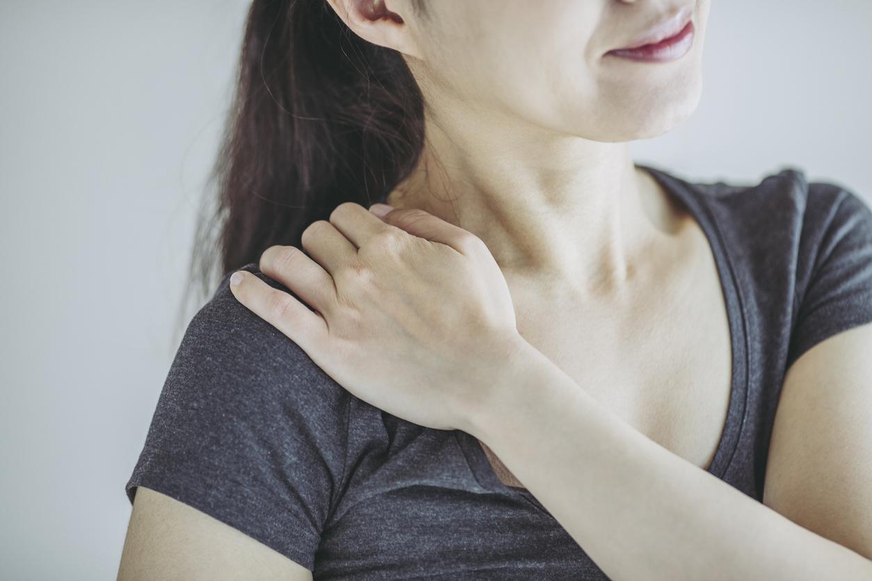 肩こり・首の痛み・五十肩